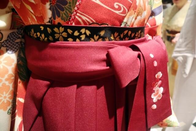 卒業式の袴の選び方のポイント