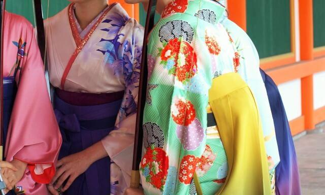 普段着で袴を着たい!コーデのポイントは?おしゃれな着こなし例もご紹介