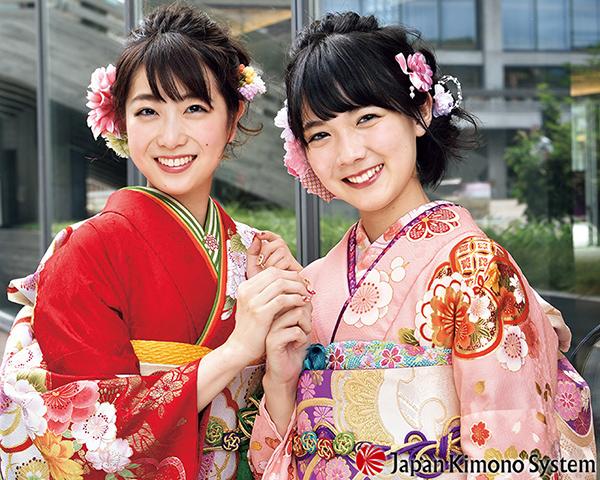 振袖姿には華が満開☆「桜柄・桜モチーフ」の小物がかわいい!