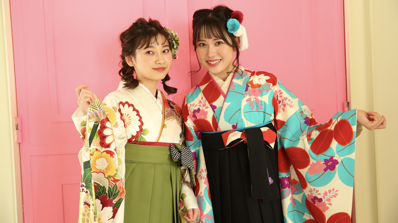 卒業式に袴を着る人・必見!袴スタイルの人気髪型予報~!